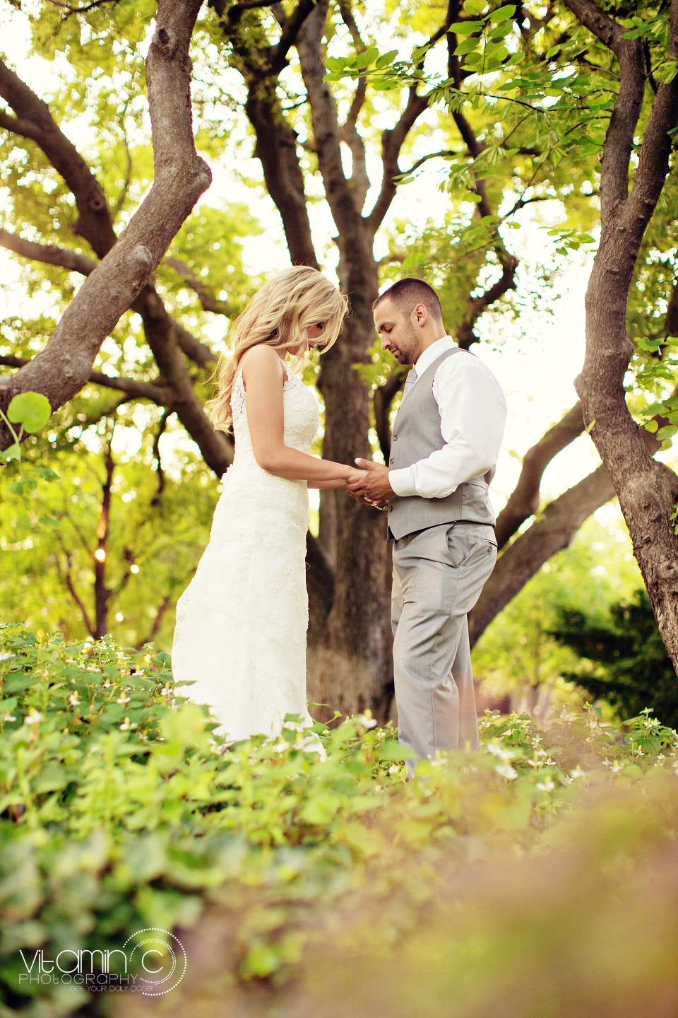 Monica + Drew | Botanica Gardens Wichita Kansas Wedding Photographer